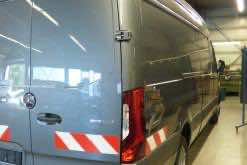 Neue Mercedes Sprinter